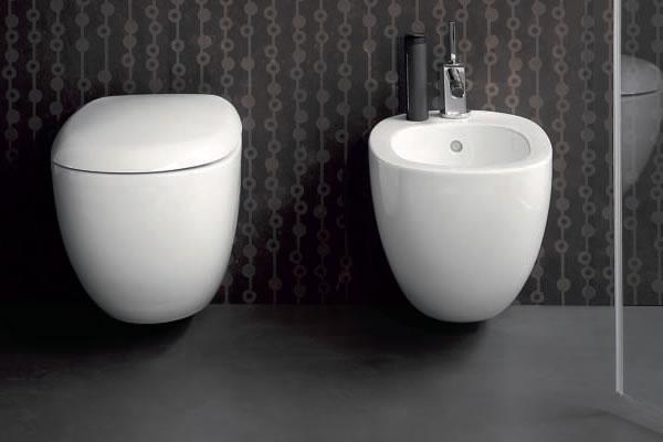 Pozzi Ginori Easy Wall Hung Toilet Pozzi Ginori Bathroom
