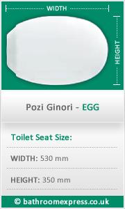 Fabulous Pozzi Ginori Egg Replacement Toilet Seat Pozzi Ginori Bralicious Painted Fabric Chair Ideas Braliciousco