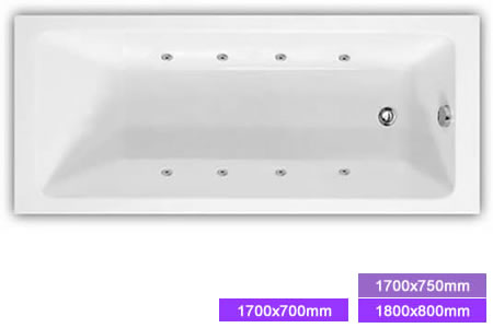 Pegasus Hermes Bath U0026 Whirlpool Options