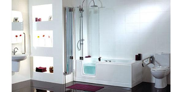 Comfort Walk In Bath Accessibility Range Wheelchair