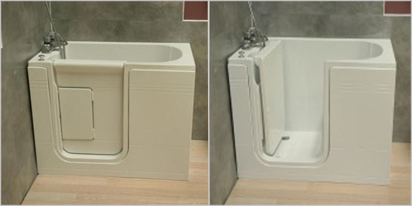 Affinity Walk In Bath, Baths For Elderly, Less Abled, Disabled, Shower Bath  | Accessability Bath Tubs