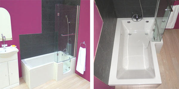 savana walk-in bath, baths for elderly, less abled, disabled, shower