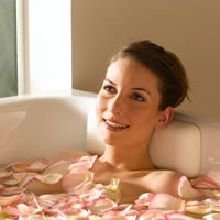 bette relax bath pillow