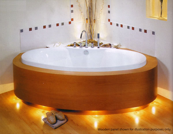 Carron Elysee Freestanding Bath from Bathroom Express, online store ...