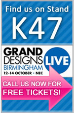 Homebuilding Renovating Exhibition Birmingham