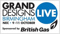 Grand Designs Live Exhibition Birmiongham