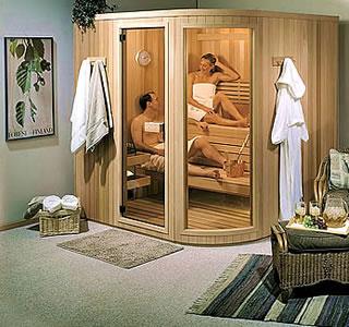 Helo Sauna Cabin