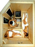 Helo Sauna Cabins Home Saunas From Bathroom Express Uk Ltd